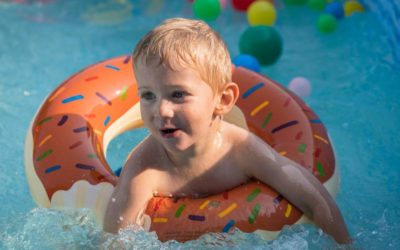 How Long Is It Safe for Kids to Stay in the Pool?